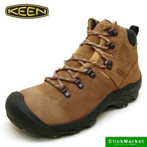 キーン KEEN PYRENEES 1017348 ピレニーズ 防水 茶 スエード ハイキング トレッキング 登山靴 メンズ|masuya92