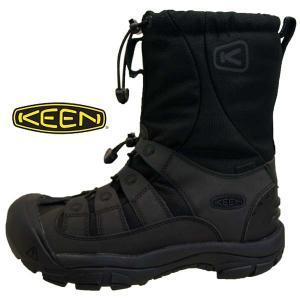 キーン KEEN WINTERPORT II 1019469 ウィンターポート 黒 防水ウィンターブーツ メンズ|masuya92