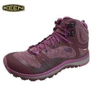 キーン KEEN TERRADORA MID WP 1019876 テラドーラ ミッド 防水 ウォータープルーフ 紫 ハイキング アウトドア  レディース|masuya92