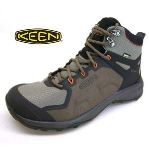 キーン KEEN EXPLORE MID WP エクスプロール ミッド1021606 ウォータープルーフ 防水 ハイキングシューズ メンズ masuya92