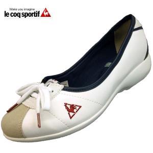 ルコック スポルティフ le coq sportif モンペリエ II WD NY 6112 WN 白紺 レディース|masuya92