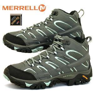 メレル MERRELL MOAB 2 MID GTX WIDE WIDTH モアブ ミッド ゴアテックス ワイド 幅広 J06060W 防水 透湿 登山靴 トレッキング レディース|masuya92