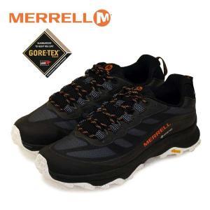 メレル MERRELL MOAB SPEED GTX モアブ スピード ゴアテックス 066769 黒 防水 透湿 登山靴 トレッキング メンズ|masuya92