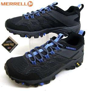 メレル MERRELL MOAB FST 2 GTX J77426 モアブ FST ゴアテックス 黒 防水トレッキング レディース|masuya92