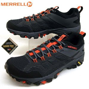 メレル MERRELL MOAB FST 2 GTX J77443 モアブ FST ゴアテックス 黒 防水トレッキング メンズ|masuya92