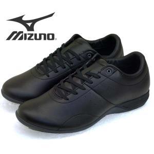 ミズノ MIZUNO WAVE LIMB 4  B1GE194009 ウエーブ リム 4 黒 ウォーキング カジュアルシューズ レディース|masuya92
