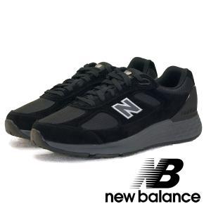 ニューバランス New Balance MW1880 B1 EEEE ワイド ウォーキング シューズ 黒 メンズ masuya92