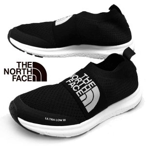 ノースフェイス THE NORTH FACE Ultra Low III NF51803 KW 黒 ウルトラ ロー 3 スリッポン レディース/メンズ masuya92