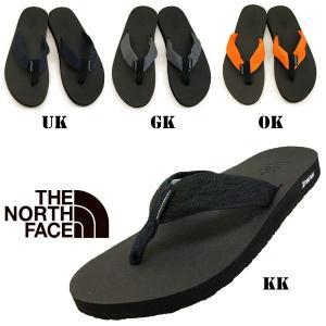 ノースフェース The North Face Fluffy Flip-Flop II NF51922 GK KK OK UK フラッフィーフリップフロップII トングサンダル メンズ|masuya92