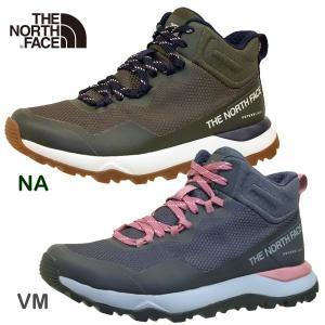 ノースフェース The North Face W Activist Mid FUTURELIGHT NFW02023 NA VM アクティビスト ミッド フューチャーライト トレッキング 登山靴 防水 レディース|masuya92