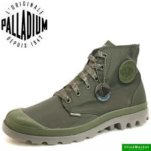 パラディウム PALLADIUM PAMPA PUDDLE LITE WP 03085-304 緑 パンパ パドル ライト ウォータープルーフ メンズ|masuya92
