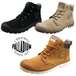 パラディウム PALLADIUM PAMPA LITE+ CUFF WP L 76464 防水 パンパ ライトプラス カフ ウォータプルーフ レザー メンズ|masuya92