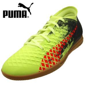 [36%OFF]プーマ PUMA FUTURE 18.4 IT Jr 104337-04 フューチャー 屋内用サッカーシューズ フットサル ジュニア/レディース|masuya92