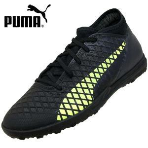 [36%OFF] プーマ PUMA FUTURE 18.4 TT Jr 104351-02 フューチャー ターフトレーニング サッカー スパイク 黒 ジュニア/レディース|masuya92