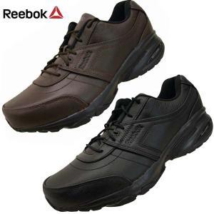 リーボック Reebok RAINWALKER DASH DMXMAX 4E 48149 48150 本革 レインウォーク ダッシュ ウォーキングシューズ メンズ|masuya92