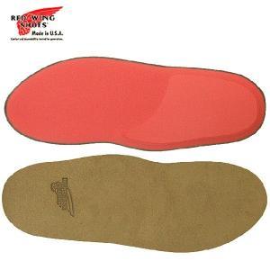 レッドウイング RED WING SHAPED COMFORT FOOTBEDS シェイプドコンフォート フットベッド 96317 インソール 薄手 シューケア/アクセサリー
