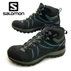 サロモン SALOMON ELLIPSE 2 MID LTR GTX W 394735 ゴアテックス 防水/透湿 ハイキング 登山靴 レディース|masuya92