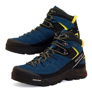 [33%OFF] サロモン SALOMON X ALP MID LTR GTX 398411 ゴアテックス トレッキング 防水/透湿 軽量 登山靴 メンズ masuya92
