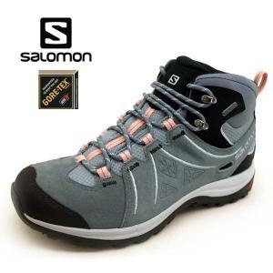 サロモン SALOMON ELLIPSE 2 MID LTR GTX W 401626 ゴアテックス 防水 ハイキング 登山靴 レディース masuya92