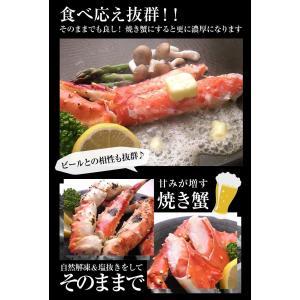 [タラバ かに カニ 蟹 たらば]新鮮良質!特大タラバガニ足(船上ボイル&船上冷凍)グロス800g[脚/冷凍便/送料無料]|masuyone|06