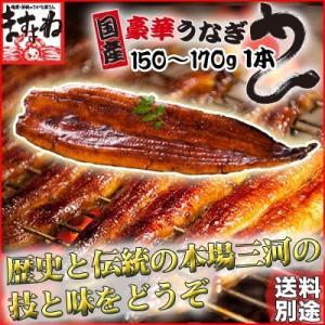 [うなぎ ウナギ 鰻]伝統の本場三河が誇る技と味!国産大うな...