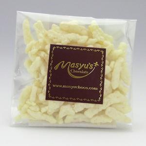 【コレクション】ホワイトレモンピールチョコ|masyuchoco