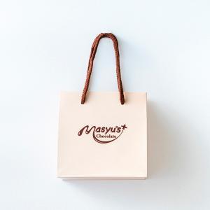 オリジナル手提げ紙袋(ミニ)|masyuchoco