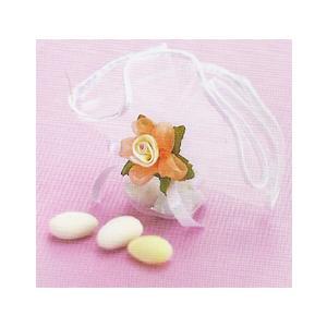 結婚式のプチギフトに♪手作りキット【ホワイトラブローズ】 1個あたり160円でできちゃう|masyuchoco