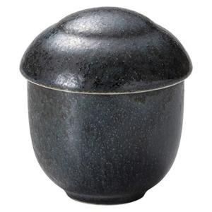カネスズ 和 WA-ware (藍潤 うるみ)むし碗(フタ)小のみ|matakatsu