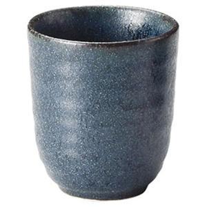 カネスズ 和 WA-ware (藍潤 うるみ)2.3長湯呑|matakatsu