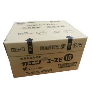 ニイタカ 固形燃料 カエンニューエース 10g 1ケース(40個×18袋) matakatsu