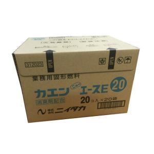ニイタカ 固形燃料 カエンニューエース 20g 1ケース(20個×20袋) matakatsu