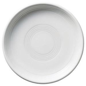 KOYO オービットフロスティーホワイト15.5cmパン皿|matakatsu
