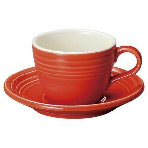 KOYO オービットローズレッドコーヒーカップ&ソーサー|matakatsu