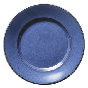 KOYO 洋食器 SPADA スパダスカンジナビアンブルー19cmプレート|matakatsu