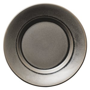 KOYO 洋食器 SPADA スパダラバブラウン23.5cmプレート|matakatsu