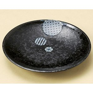 陶雅  丸皿(小)丸小紋丸5.0皿|matakatsu