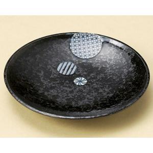 陶雅  丸皿(小)丸小紋丸4.0皿|matakatsu