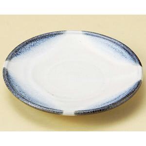 陶雅  丸皿(小)青霞丸6寸皿|matakatsu
