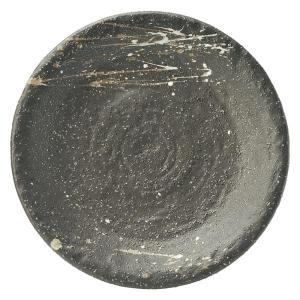 美濃の和食器 花伝吹雪 石目4.5皿|matakatsu