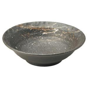 美濃の和食器 花伝吹雪 石目リム尺鉢|matakatsu