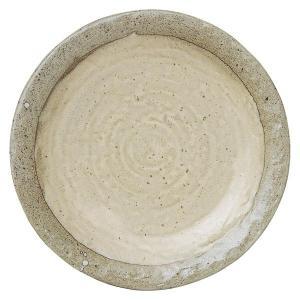 美濃の和食器 花伝白露 石目5.0皿|matakatsu