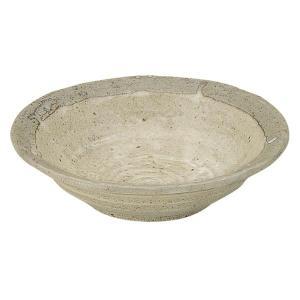 美濃の和食器 花伝白露 石目4.0鉢|matakatsu