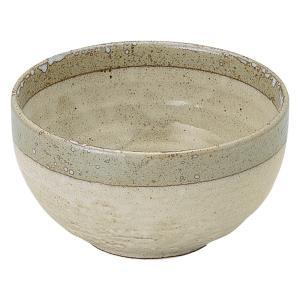 美濃の和食器 花伝白露 石目4.2丼|matakatsu