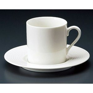 陶雅  コーヒーリベラコーヒー碗&リベラコーヒー受皿セット matakatsu