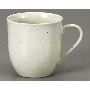 陶雅  マグカップ雪粉引軽量マグ|matakatsu