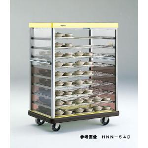 廃盤の為売り切り終了 エレクター 常温配膳車 HNN-36 レモンイエロー メーカー直送なら沖縄・離島以外は送料無料|matakatsu