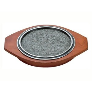石焼プレート用木台 23cm用 [プレート別売り]|matakatsu