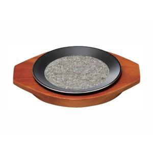 石焼プレート用木台 17.5cm用 [プレート別売り]|matakatsu