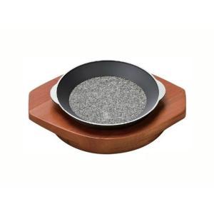 石焼プレート用木台 15cm [小] 用 [鍋別売り]|matakatsu